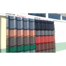 Металопрофиль (забор,крыша)  любой цвет